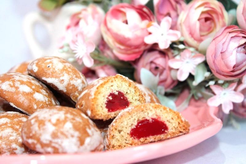 Главная Новинка от Тираспольского хлебокомбината пряник Клюковка